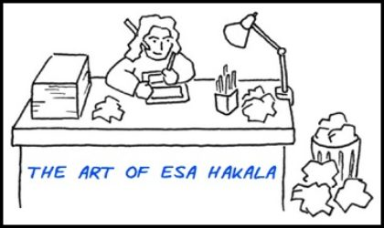 The Art of Esa Hakala